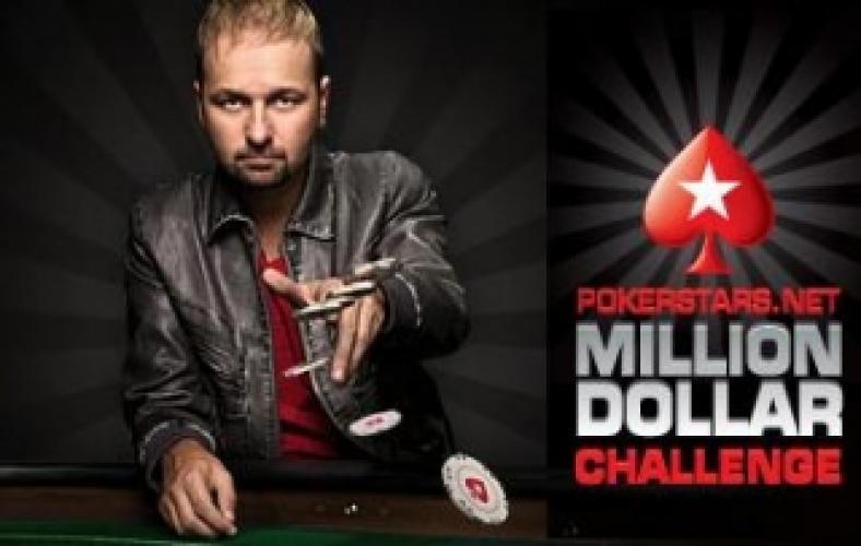 PokerStars.net Million Dollar Challenge next episode air date poster