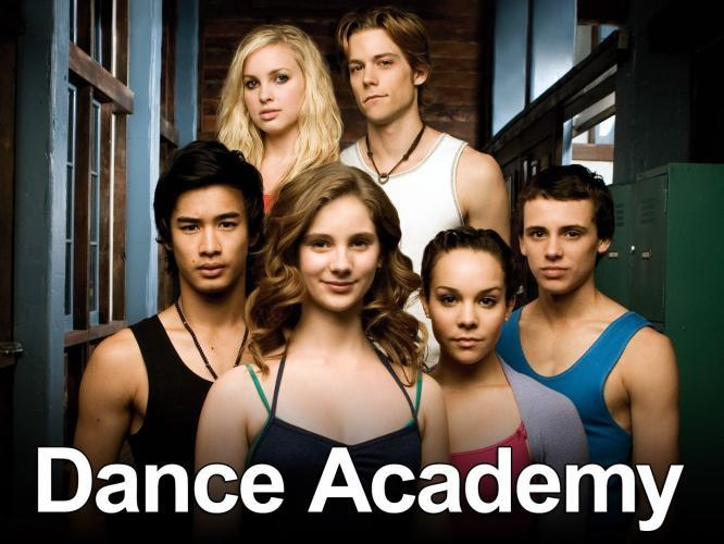 Dance Academy next episode air date poster