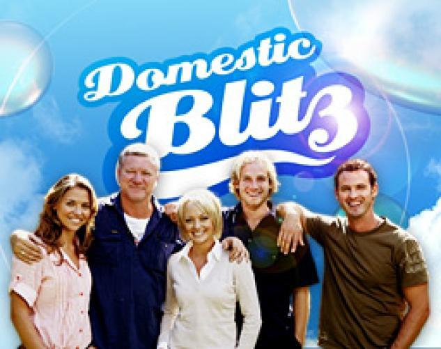 Domestic Blitz next episode air date poster