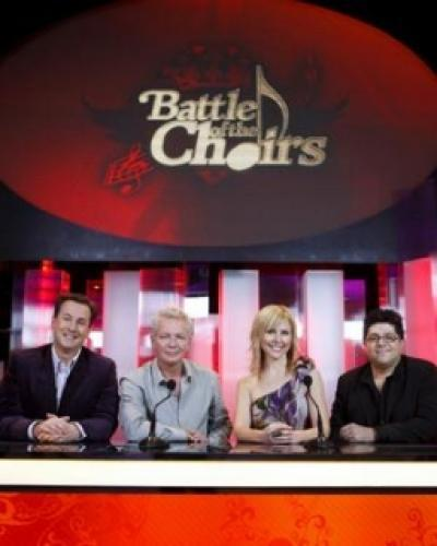 Battle of the Choirs next episode air date poster