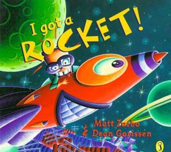 I Got A Rocket next episode air date poster