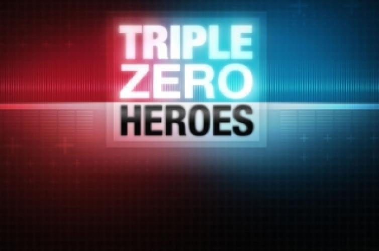 Triple Zero Heroes next episode air date poster