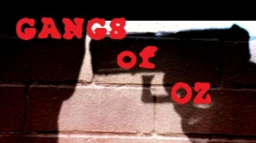 Gangs of Oz next episode air date poster