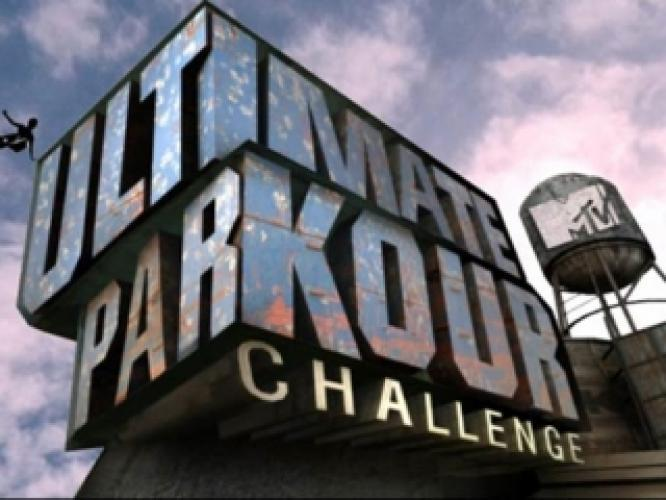Ultimate Parkour Challenge next episode air date poster