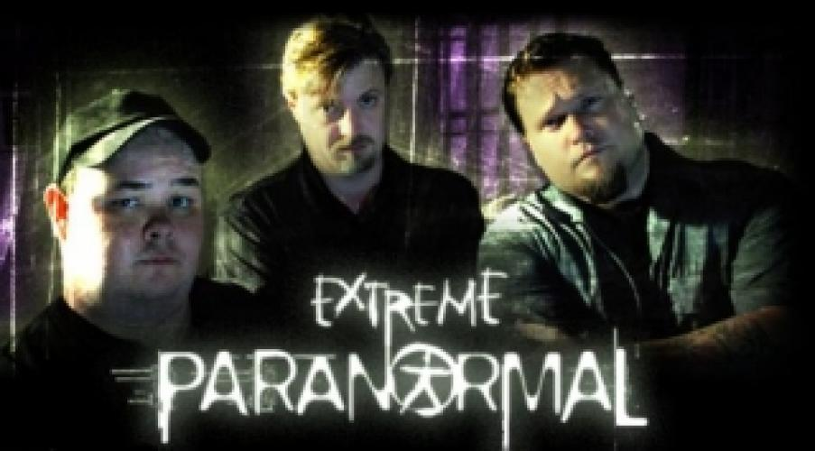 Extreme Paranormal next episode air date poster