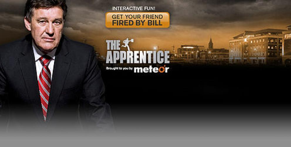 The Apprentice (IRE) next episode air date poster