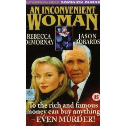 An Inconvenient Woman next episode air date poster