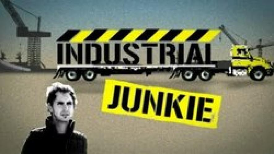 Industrial Junkie next episode air date poster