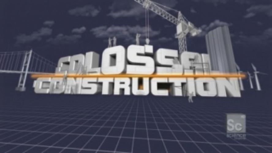 Colossal construction next episode air date poster