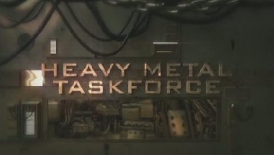 Heavy Metal Task Force next episode air date poster