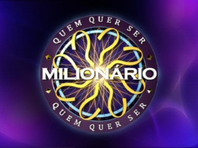 Quem quer ser milionário? next episode air date poster