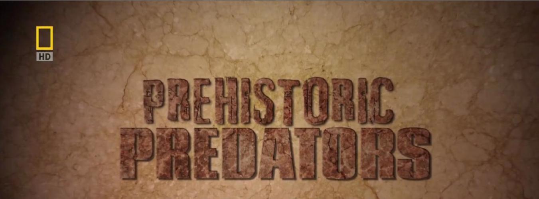 Prehistoric Predators next episode air date poster