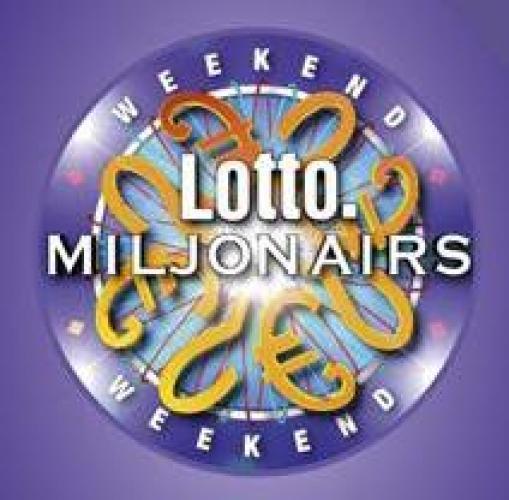 Lotto Weekend Miljonairs next episode air date poster