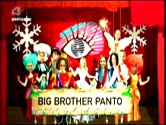 Big Brother Panto next episode air date poster
