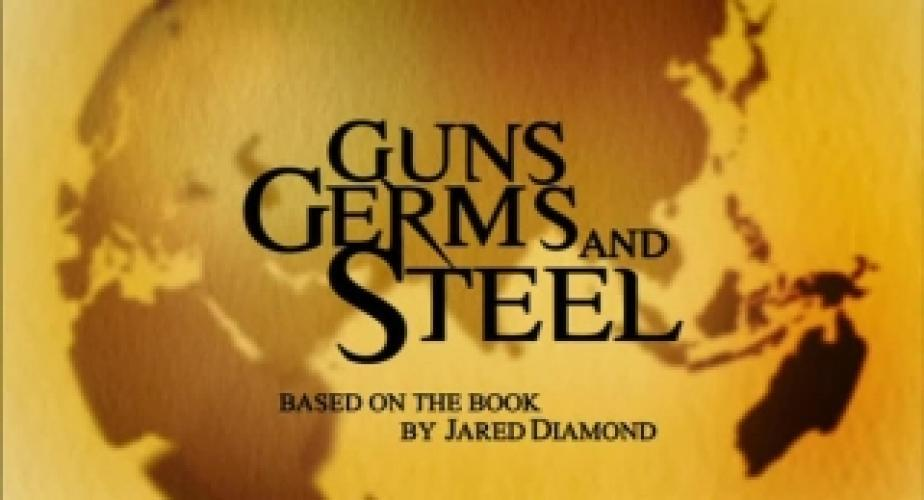 guns germs and steel essays