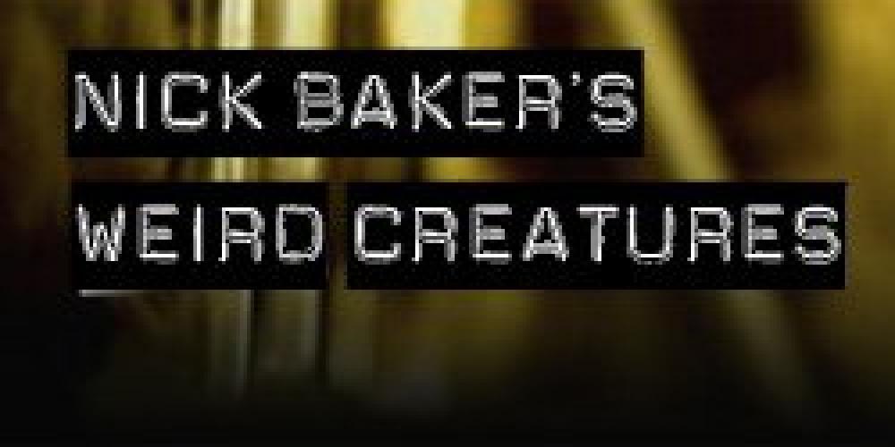 Nick Baker's Weird Creatures next episode air date poster
