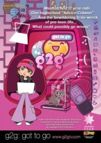G2G: Got to Go! next episode air date poster
