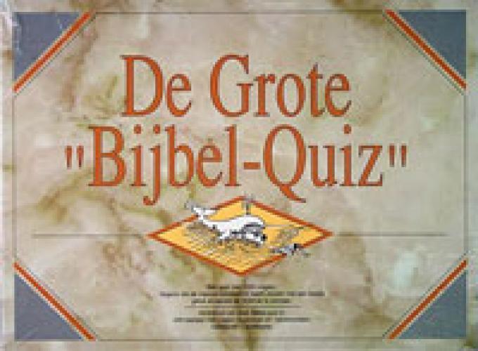 Grote Bijbelquiz, De next episode air date poster