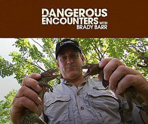 Dangerous Encounters With Brady Barr next episode air date poster