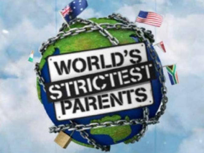 World's Strictest Parents (AU) next episode air date poster