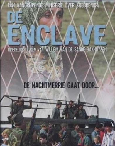 Enclave, De next episode air date poster