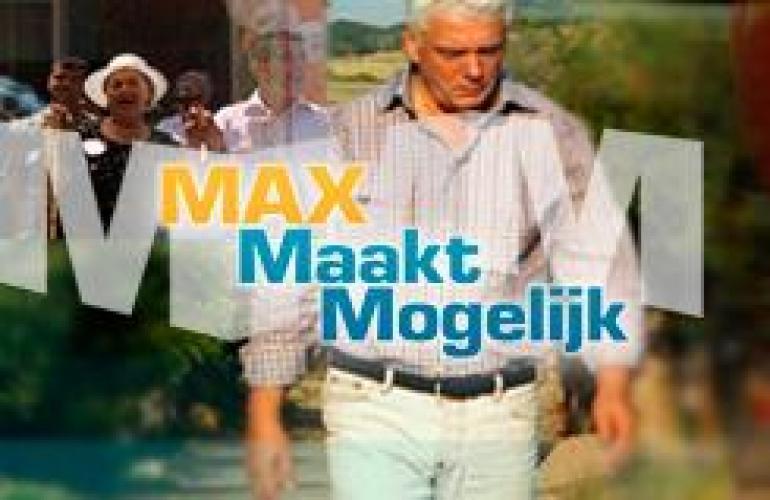 MAX maakt mogelijk next episode air date poster