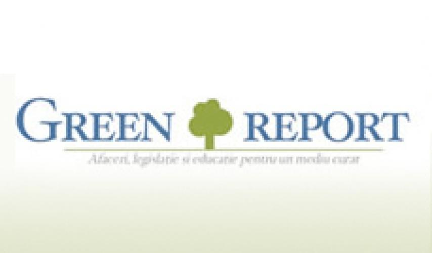 Green Report next episode air date poster