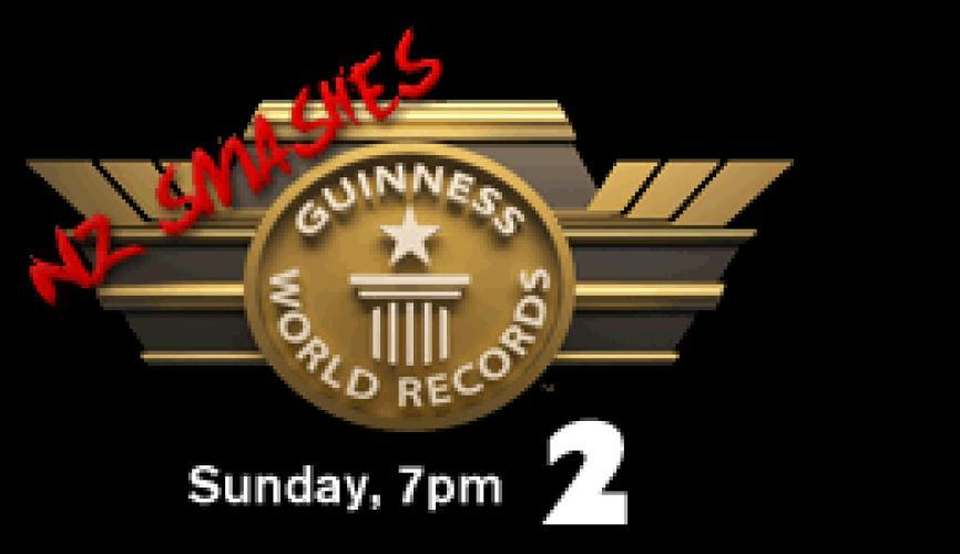 NZ Smashes Guinness World Records next episode air date poster