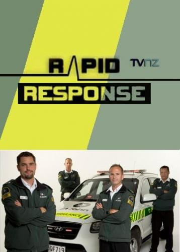 Rapid Response next episode air date poster