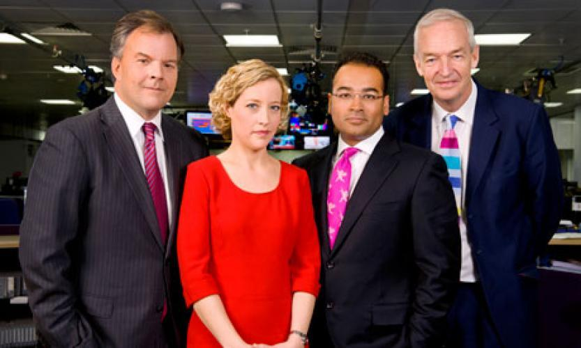 Channel 4 News next episode air date poster