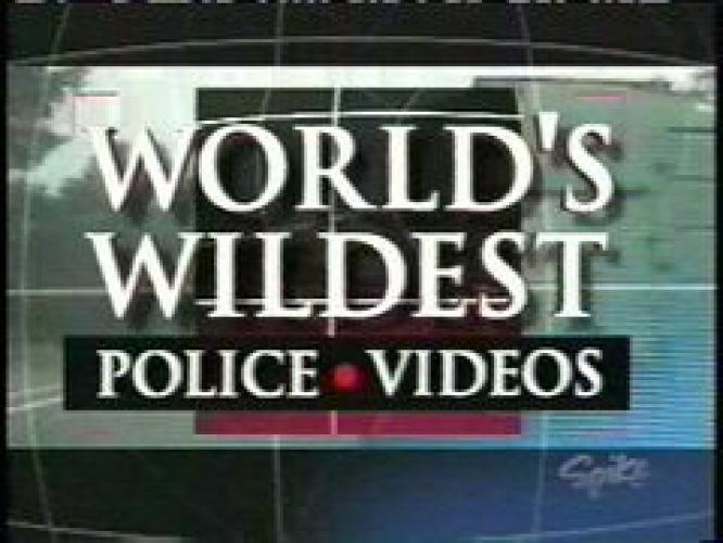 World's Wildest Police Videos next episode air date poster