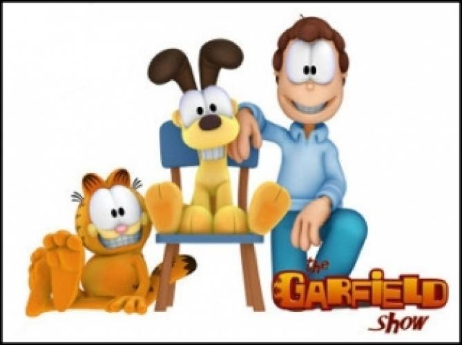 The Garfield Show next episode air date poster