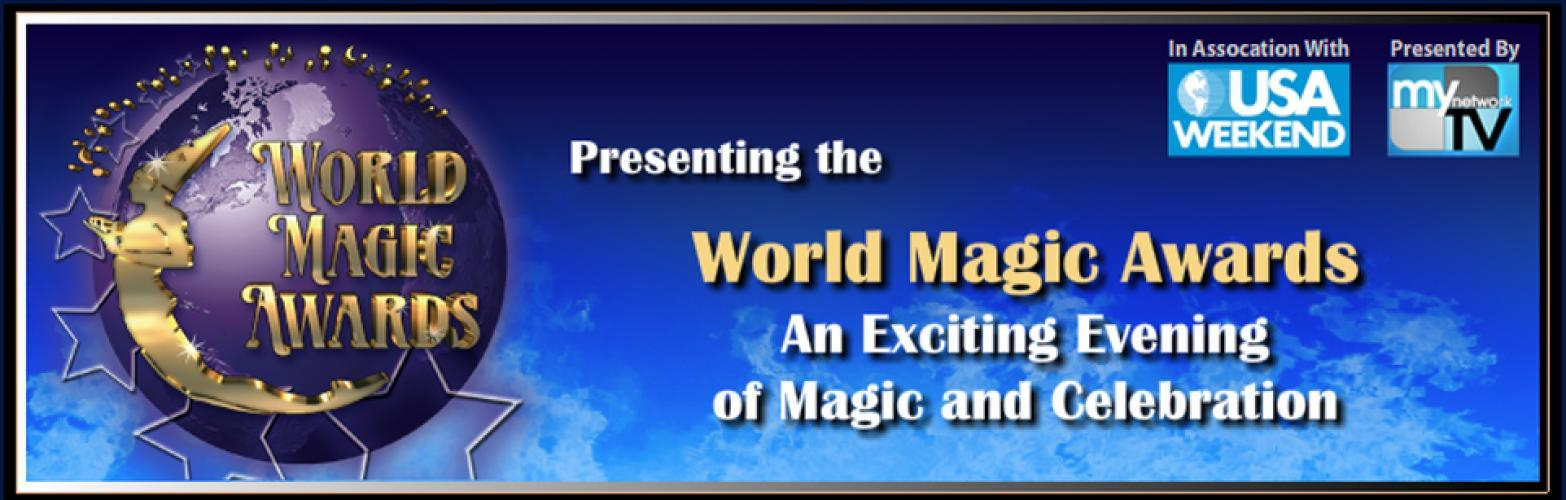 The World Magic Awards next episode air date poster