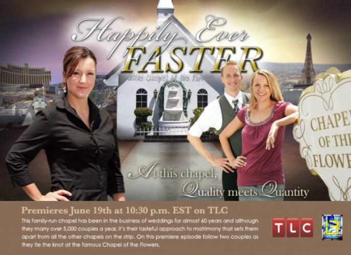 Happily Ever Faster next episode air date poster