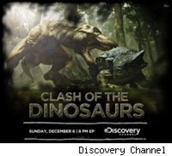Clash of the Dinosaurs next episode air date poster
