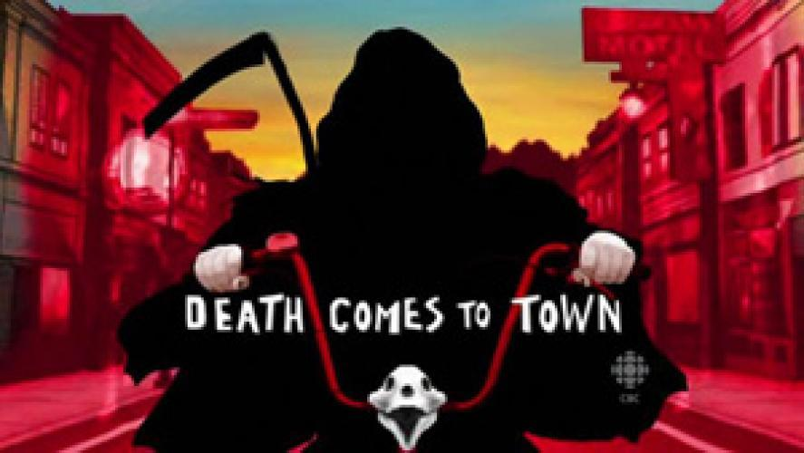 Death Comes to Town next episode air date poster