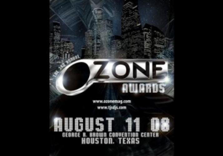 OZONE Awards next episode air date poster