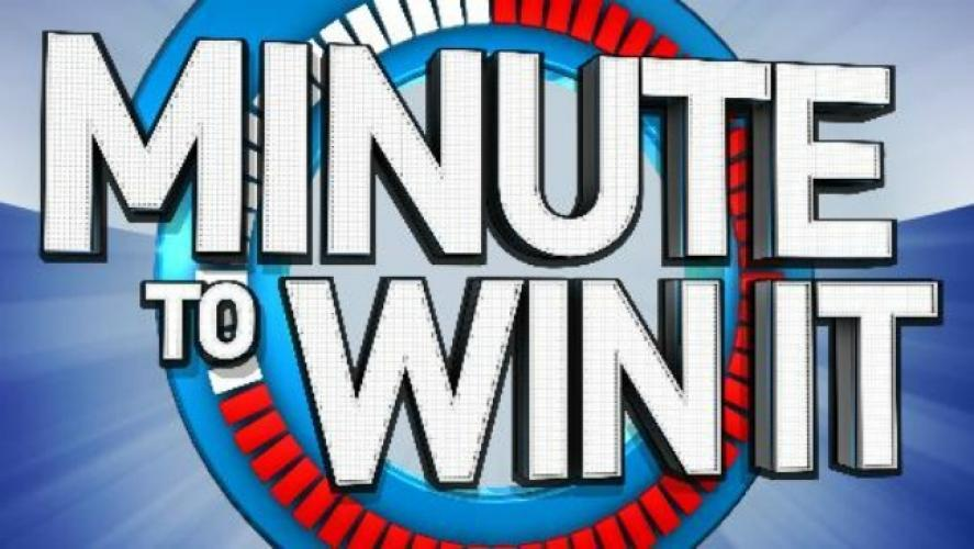 Minute to Win It next episode air date poster