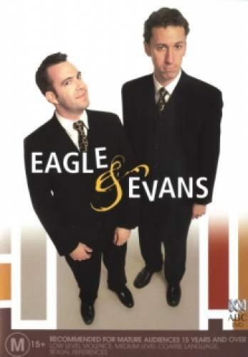 Eagle And Evans next episode air date poster