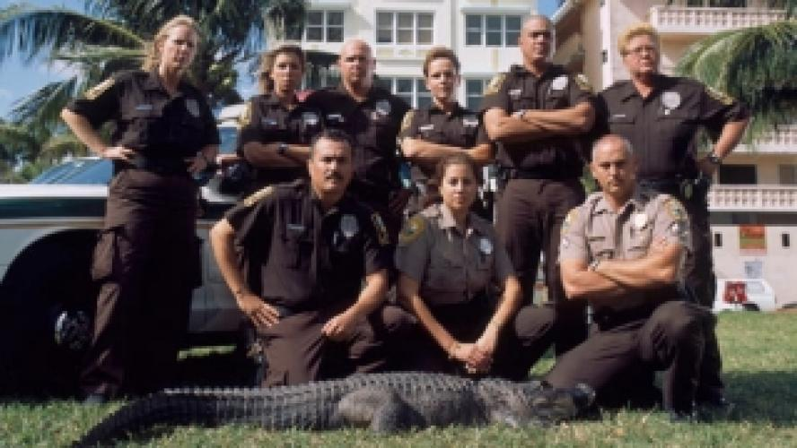 Animal Cops: Miami next episode air date poster