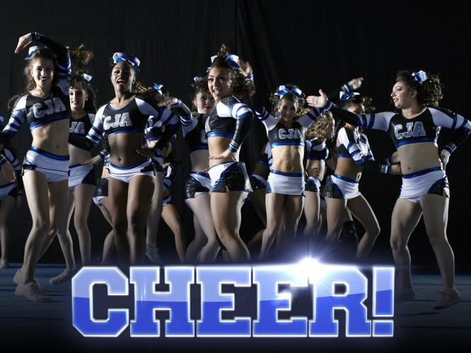Cheer next episode air date poster