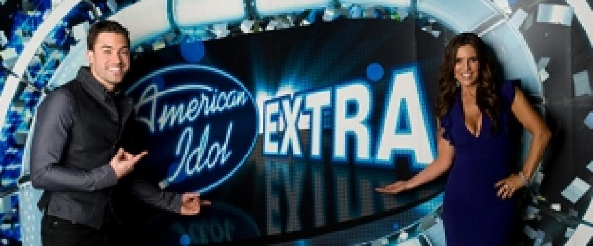 American Idol Extra next episode air date poster