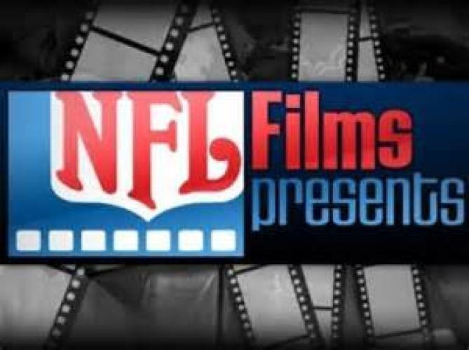 NFL Films Presents next episode air date poster