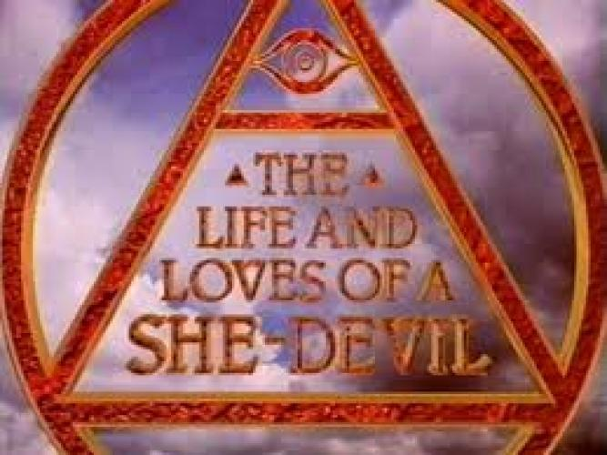 The Life and Loves of a She-Devil next episode air date poster