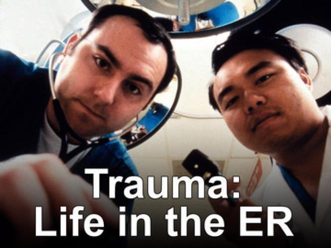 Trauma: Life in the E.R. next episode air date poster