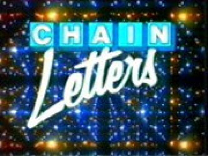 Chain Letters next episode air date poster