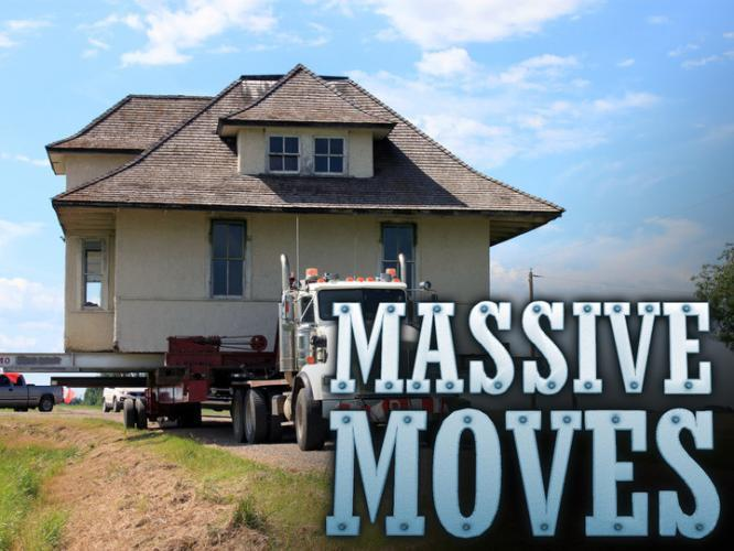Massive Moves next episode air date poster