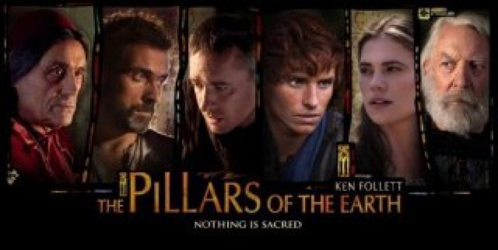 The Pillars of the Earth next episode air date poster