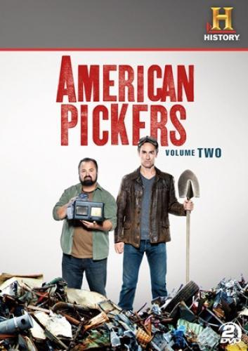 American Pickers next episode air date poster