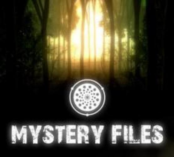 Mystery Files next episode air date poster